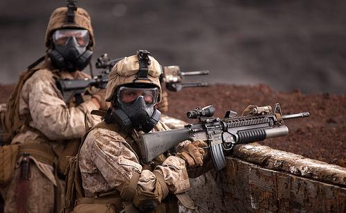 米軍『アメリカ海兵隊 訓練』 ネ...